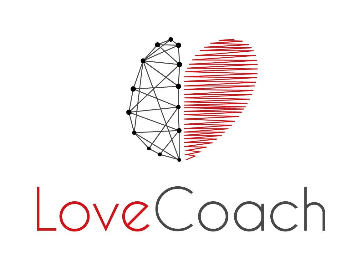 LoveCoach braucht ein Wiedererkennungs-Logo für alle Medien