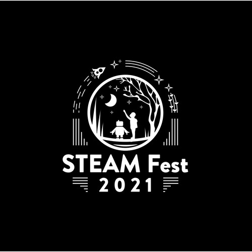 SIMPLE DESIGN FOR STEAM FEST