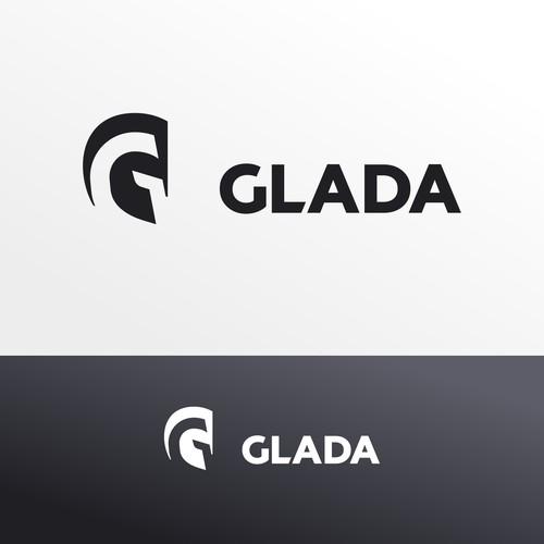Logo for fitness wear company