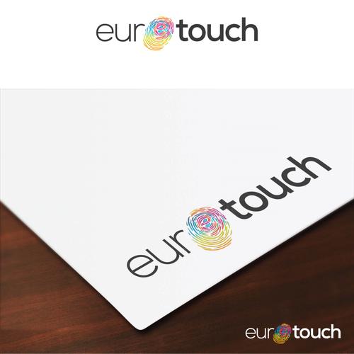 European Artistic Paint Company Logo Design