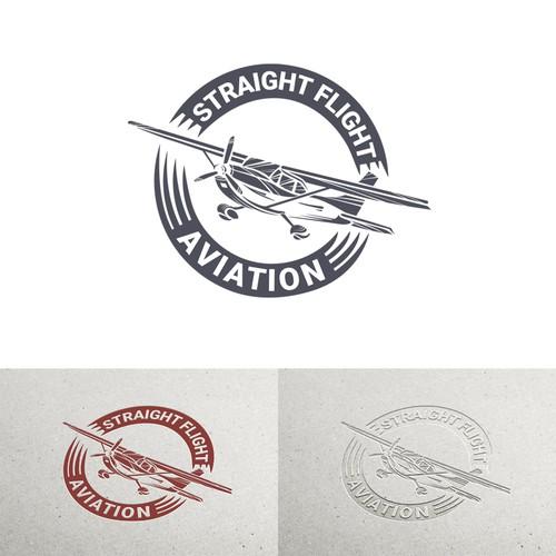 aviation design for Straight Flight Aviation LLC