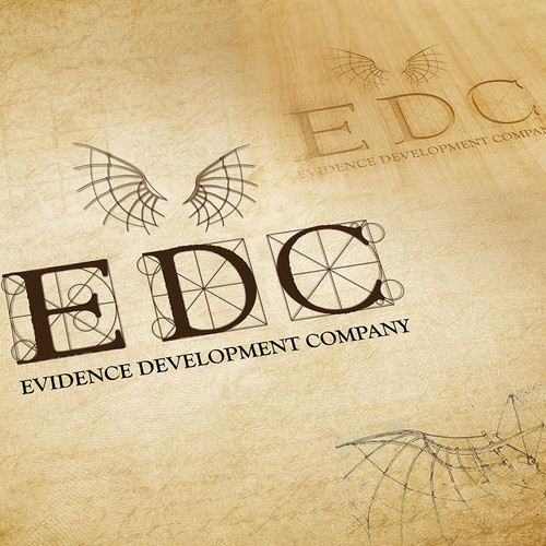 Da Vinci Design for Development Company ID. Tap your inner Leo.