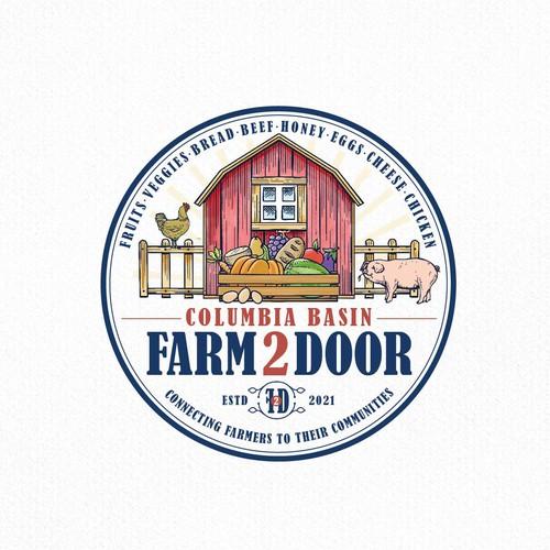 Farm 2 Door