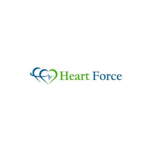 Create a new logo and business identity for a new cardiac assessment test