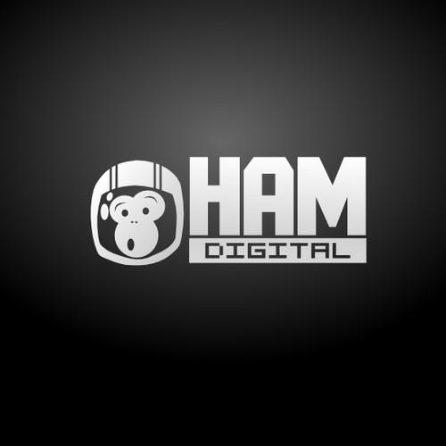 logo for HAM Digital