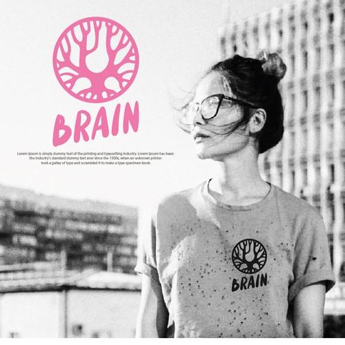 Brain la nouvelle marque que vous porterez tous c'est promis