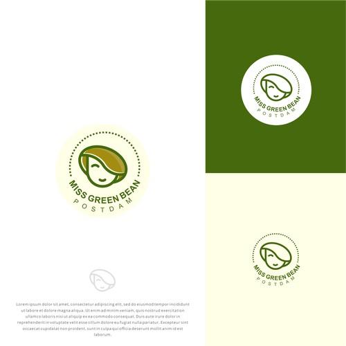 Concept logo for cafe