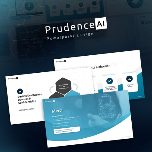 AI Hub in Law Firm - Prudence AI