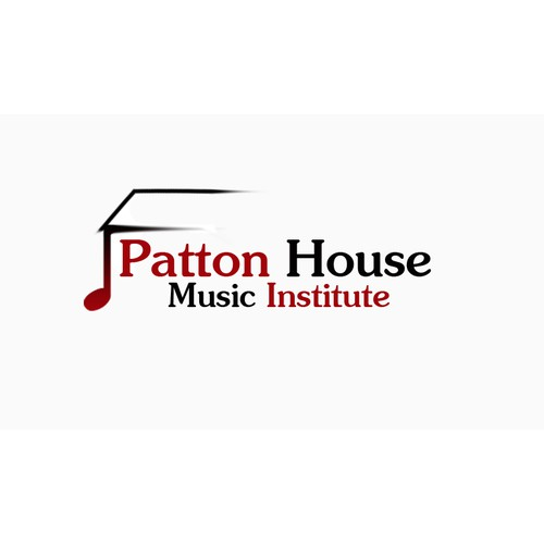logo for Patton House Music Institute