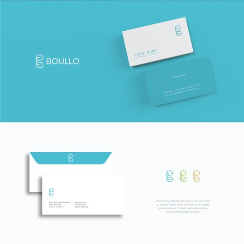 Boullo needs a logo that conveys innovation and sophistication