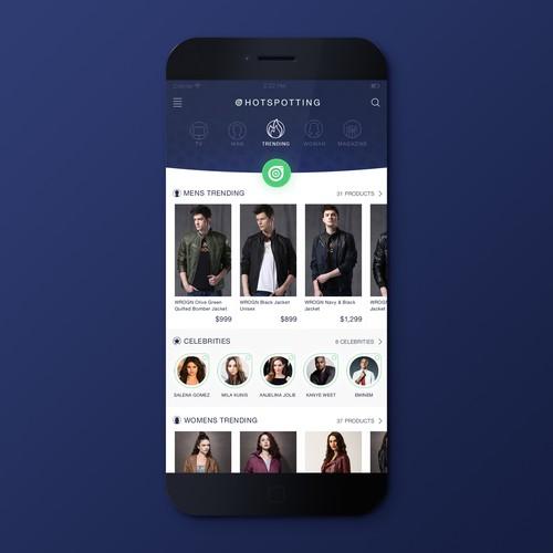 Hotspotting app