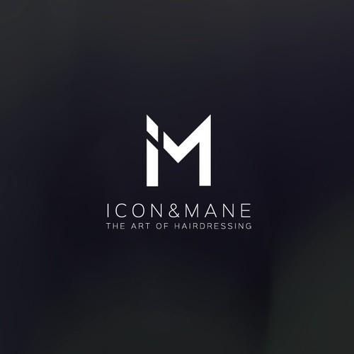 Logo Design for Icon&Mane