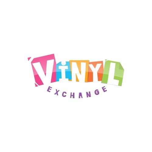 Vinyl Exchange Logo