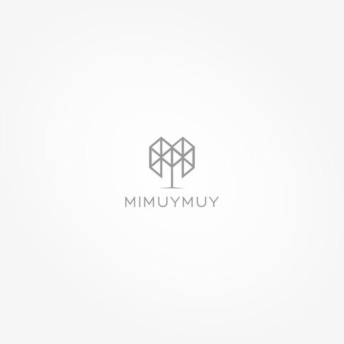 Minimalist logo