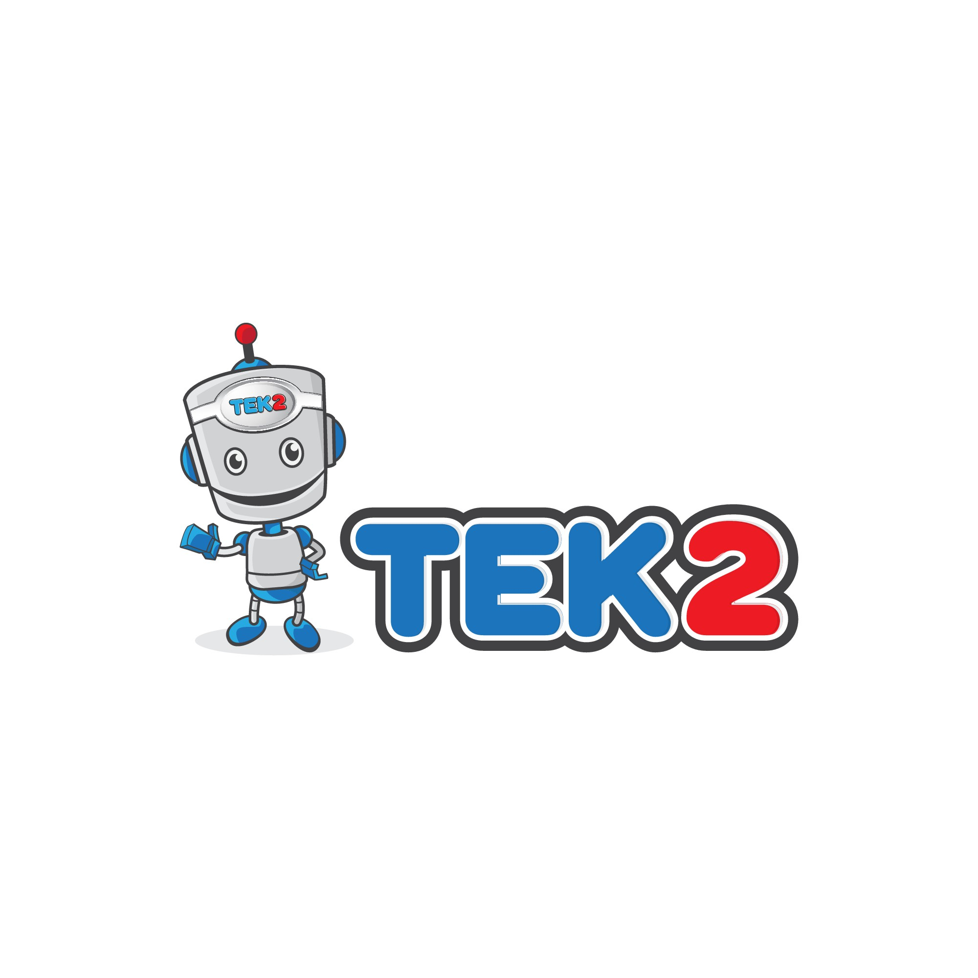 logo for toy store with educational toys and science kits