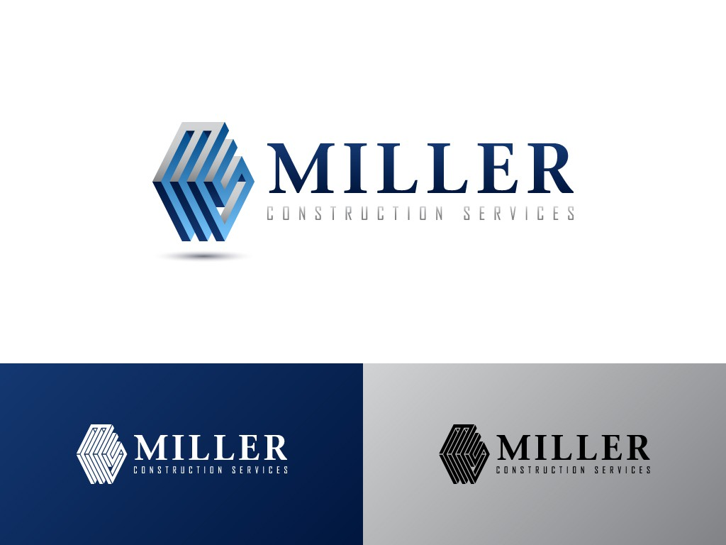 New logo wanted for Miller Construction Services