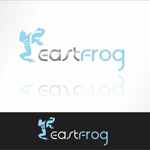 Help East Frog with a new logo