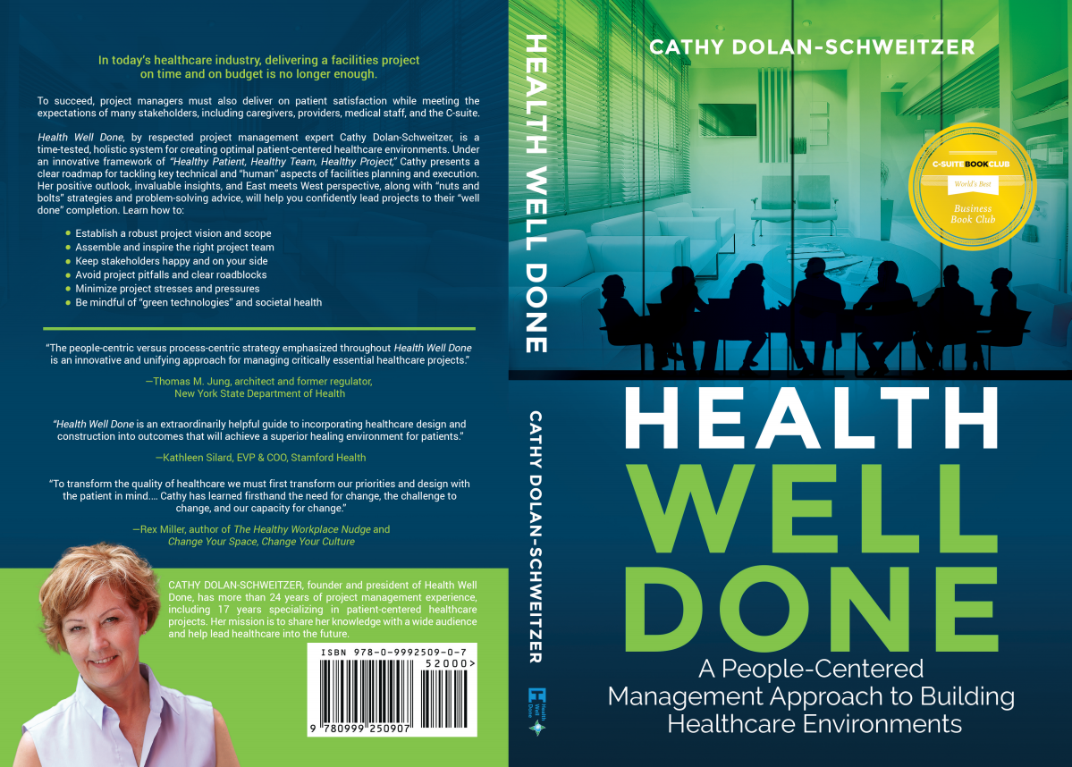 Health Well Done Back cover