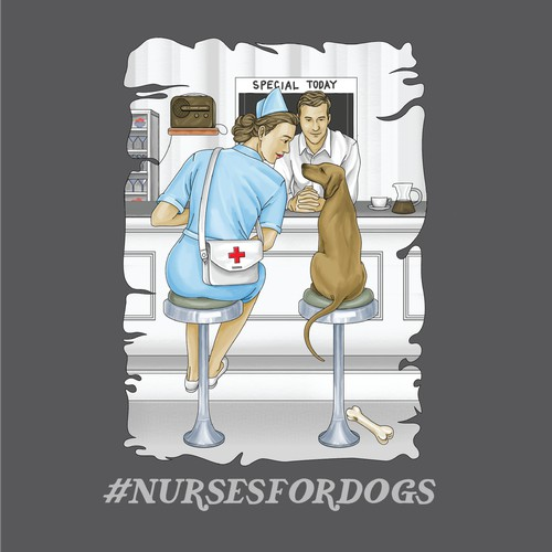 Nurses for Dogs