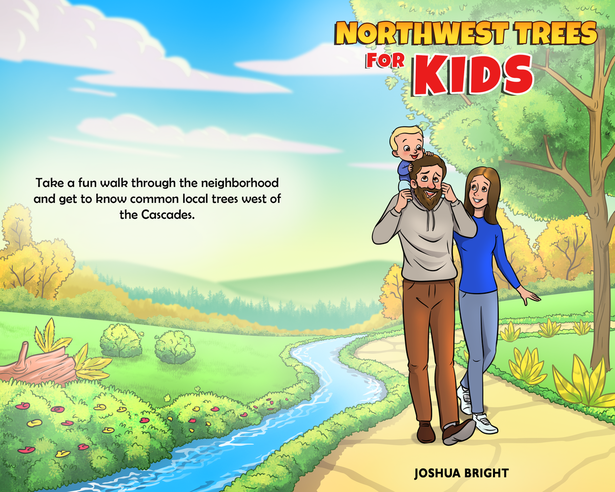 Children's book for my son