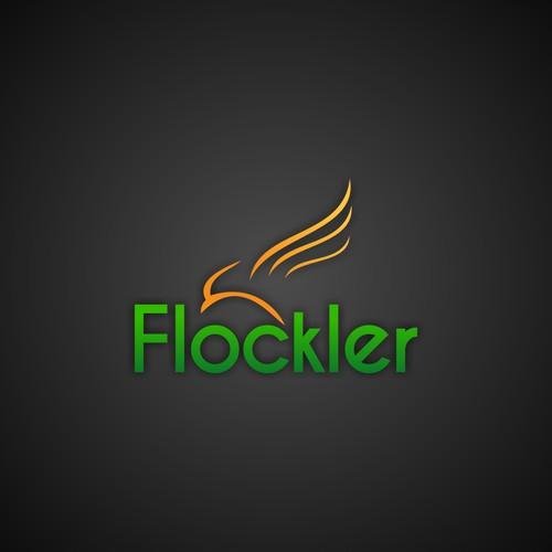 New Logo Design wanted for Flockler