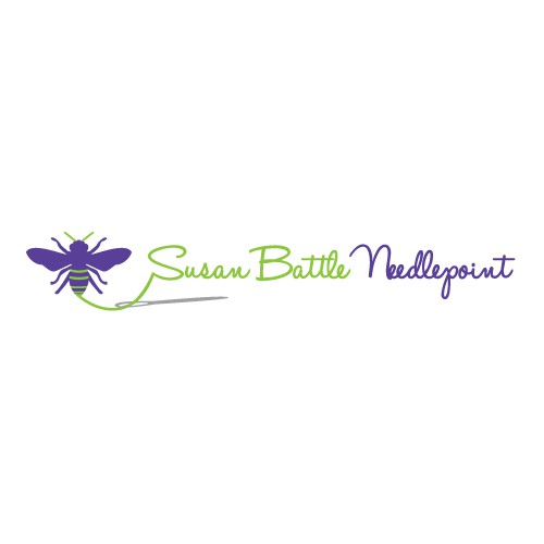 Logo for Susan Battle Needlepoint