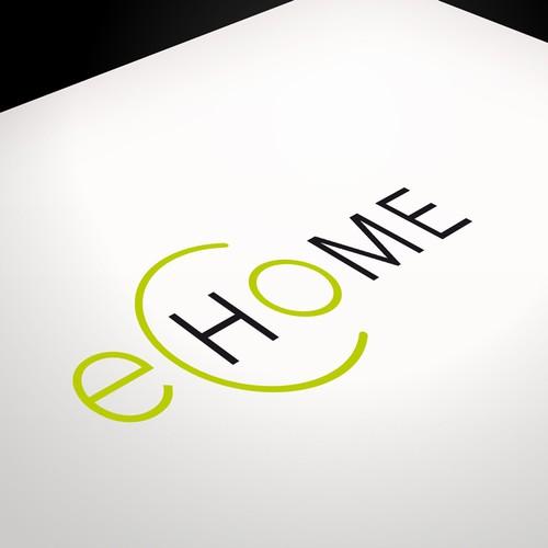 Logo for e-home