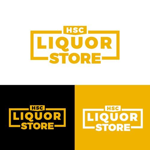 Liquor Store Logo
