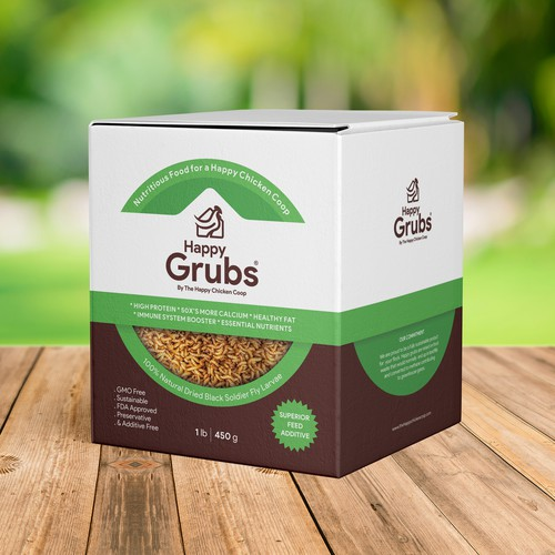 Happy Grubs Box