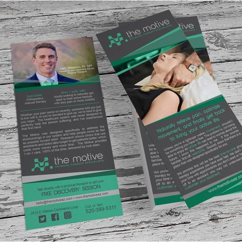 The Motive Brochure