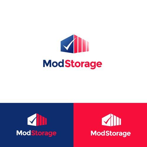 Logo design for ModStorage