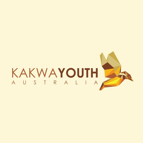 Helped Kakwa Youth Australia with a new logo