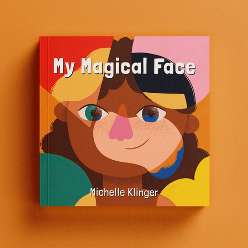 My Magical Face book cover