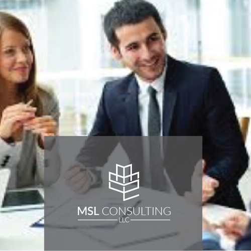 Logo concept for MSL Consulting