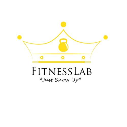 Logo concept for FitnessLab