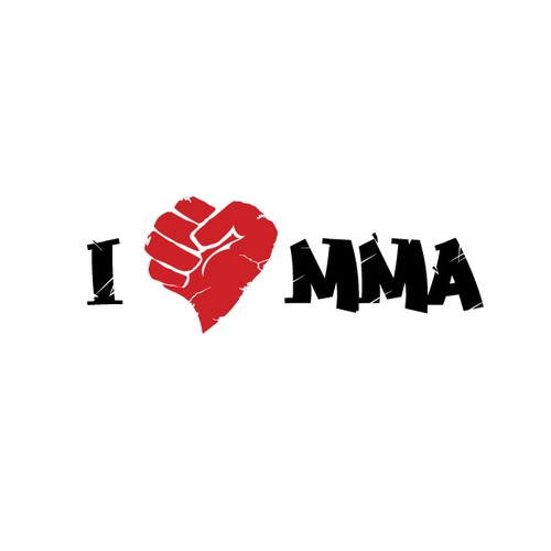 New logo wanted for I Love MMA