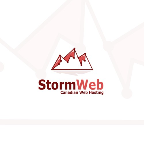 Logo for a SEO company