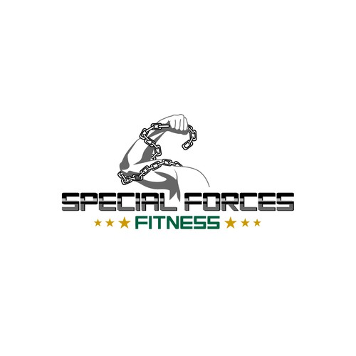 Special Forces Fitness- Unconventional Bodybuilding logo