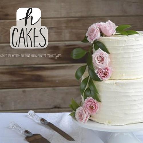 Brand Cake Logo