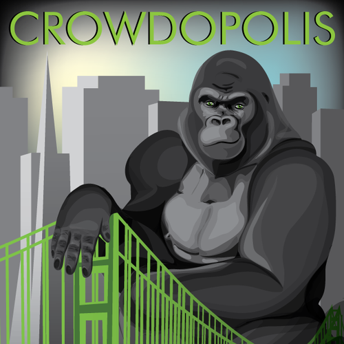 Sexy Movie Style Poster Contest for San Francisco Event
