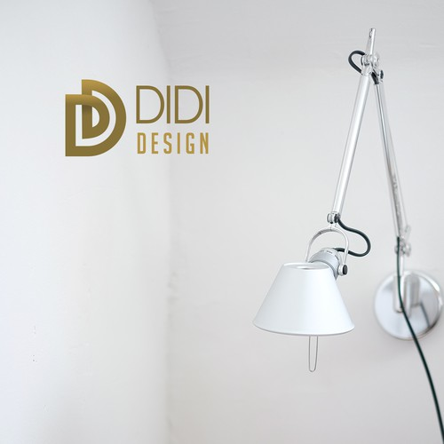 Interior designing co Logo