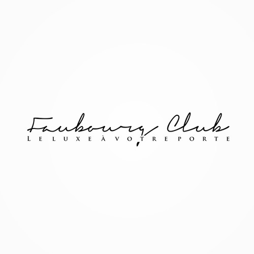 Faubourg Club: luxury at your doorstep