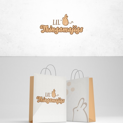 Logo for stores that sell Korea and Japan designed items