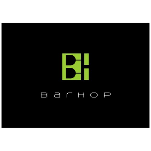 Create a winning design logo for BarH0p