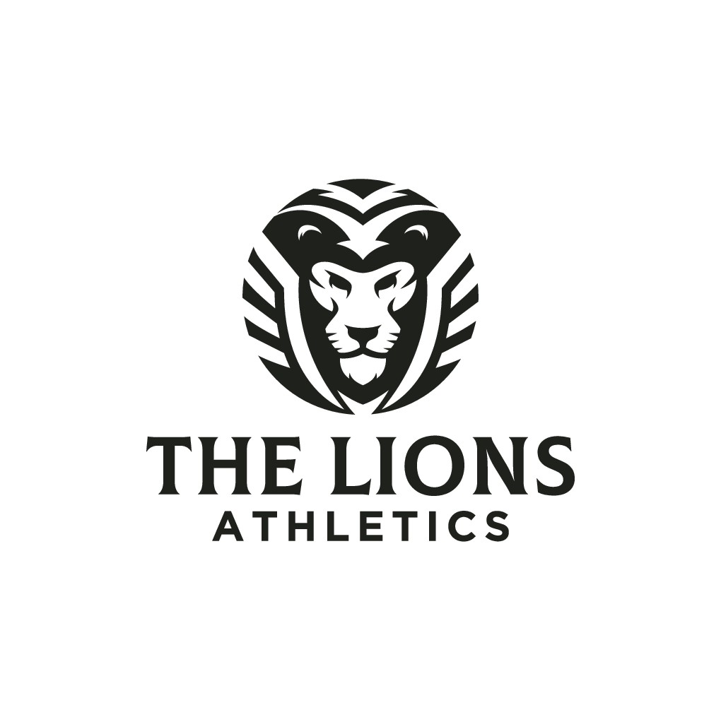 Create an awesome logo for a track and field team