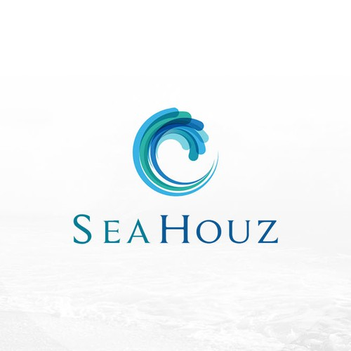 LOGO SeaHouz (100+ luxury ocean front condominiums)