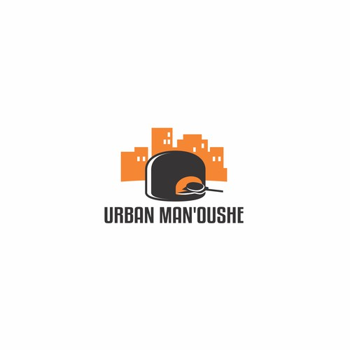 Logo for Urban Man'oushe
