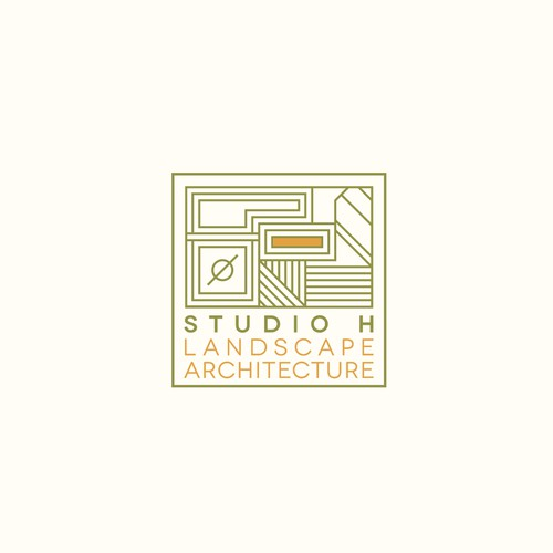 Logo for Studio H Landscape Architecture