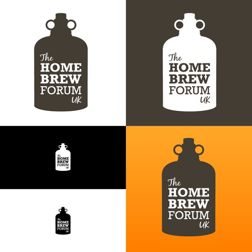 Home Brewing Logo
