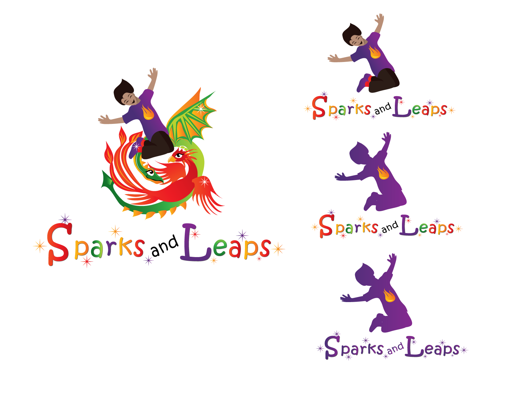 Help Sparks and Leaps with a new logo